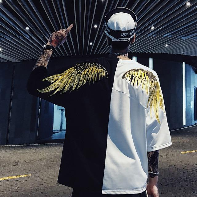 'GOLDEN WINGS' T-SHIRT