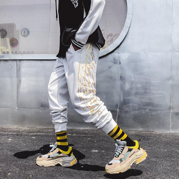 GOLDEN WINGS JOGGERS