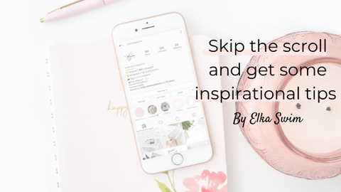 Image blog for skip the scroll and get some inspirational tips