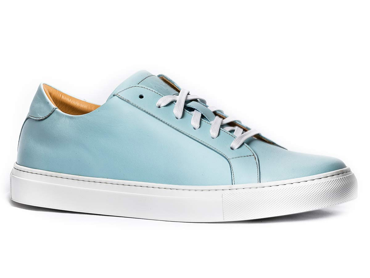 Duchess Womens Sneaker in Sky Blue Glove