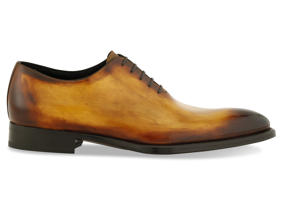 Tom Wholecut Oxford in Bourbon Signature