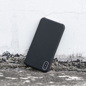 HALO BACK SILICONE CASE