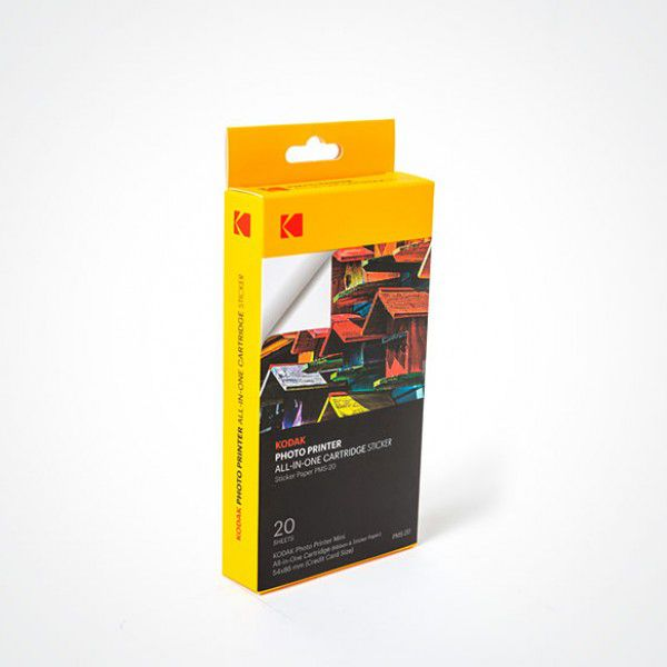 KODAK Photo Printer Mini CARTRIDGE PMC-20