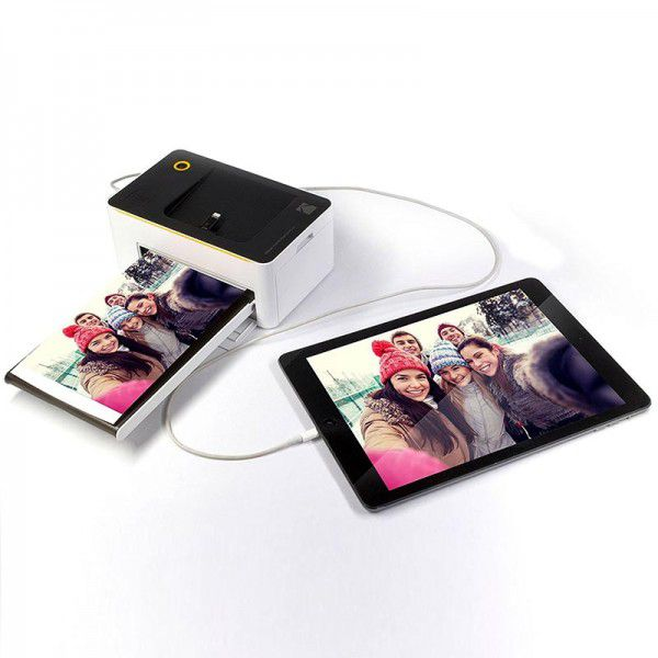 KODAK Photo Printer Dock Wifi PD-450W with Android & iPhone dock