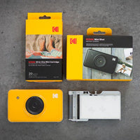 KODAK Mini Shot Instant Camera - uideastore
