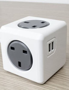 Power Cube Original USB UK - uideastore