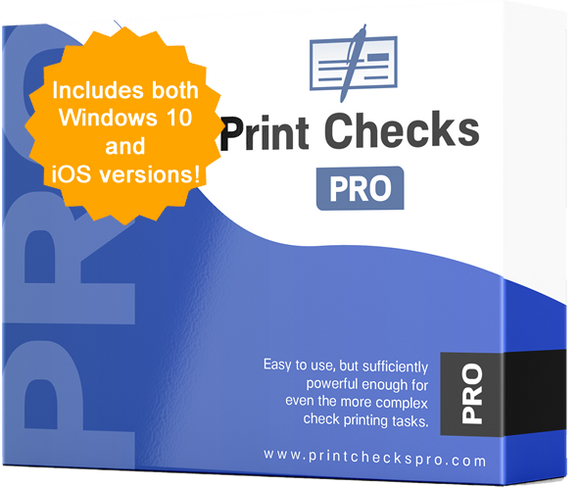 Print Checks Pro - Professional Kit