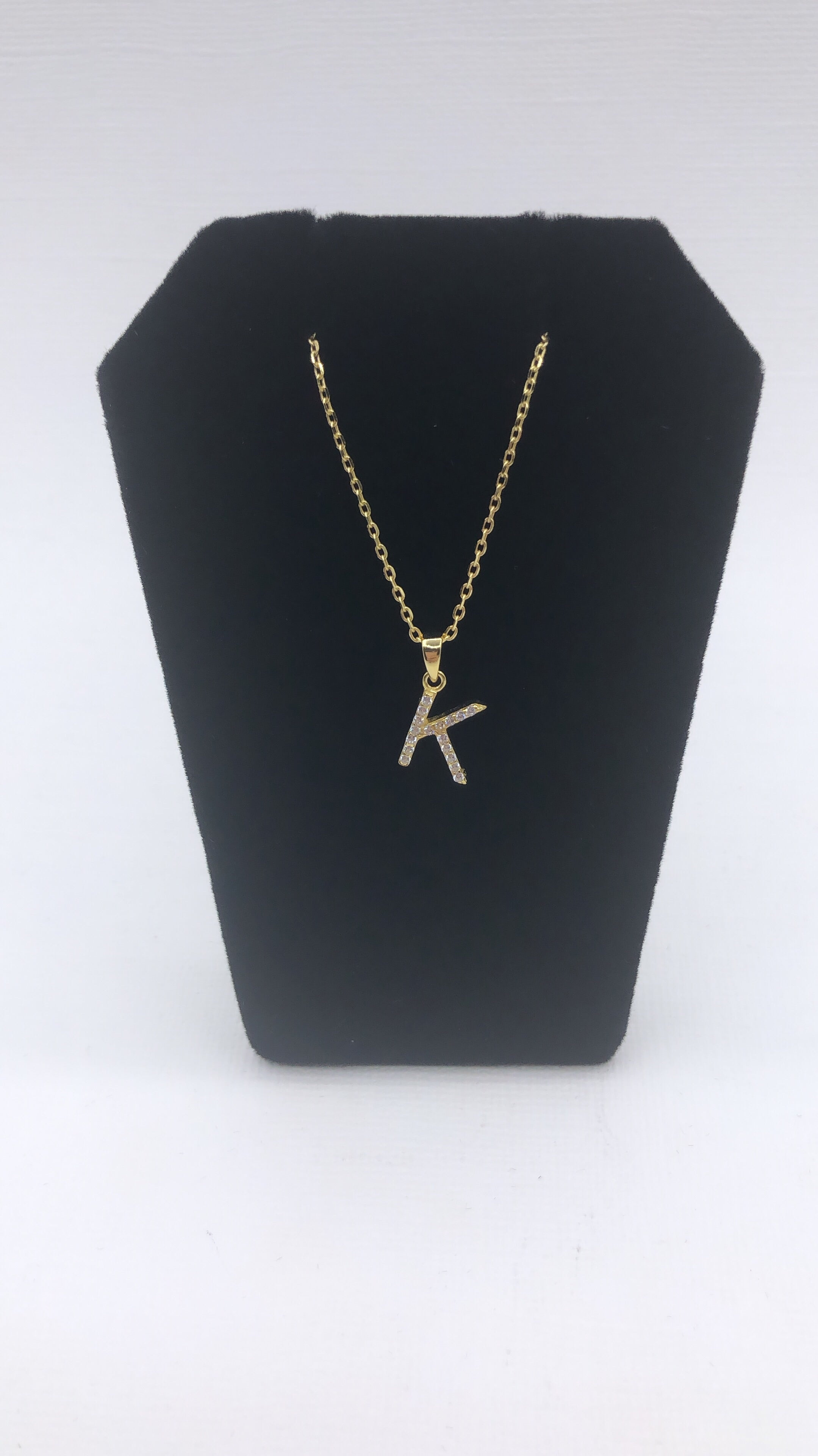 Personalize Your Initial Necklace