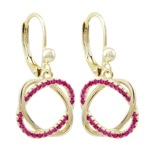 Interlocked Earrings