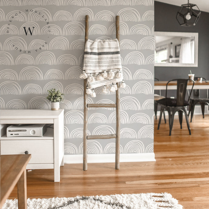 18 Ideas para decorar una pared vacía