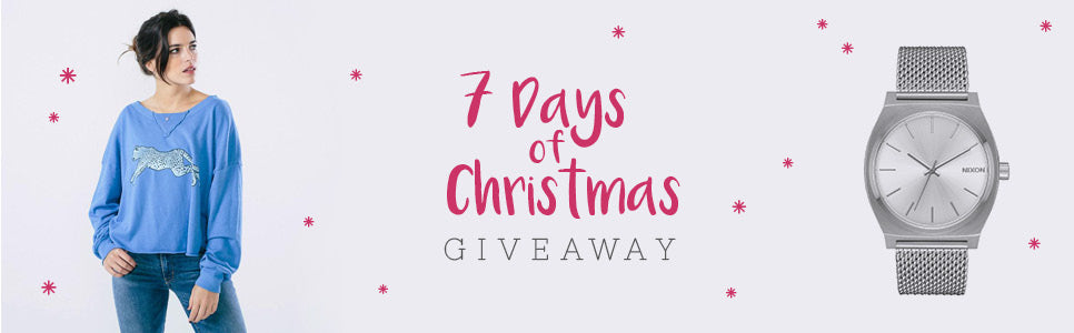 7 Days of Christmas Giveaway Ts & Cs