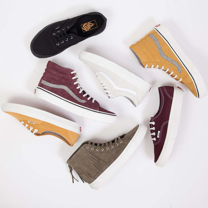 Vans AW16 Trainer Collection