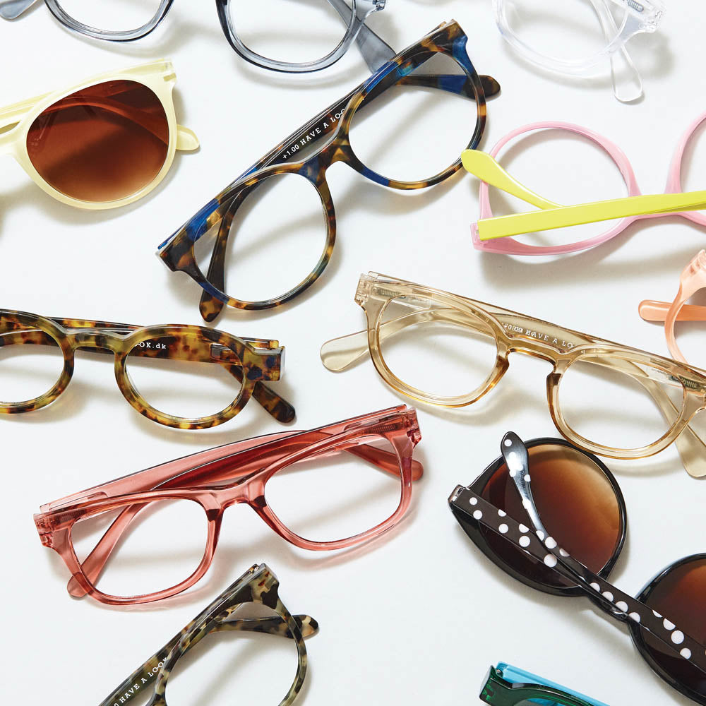 A selection of Have A Look Reading Glasses | Shop online @ Roo's Beach UK