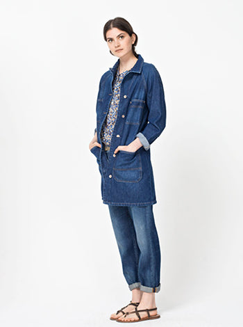 Bellerose Pepa Denim Jacket