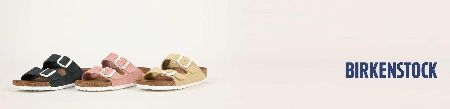 Birkenstock Arizona Suede Sandals | Shop online from Roo's Beach UK