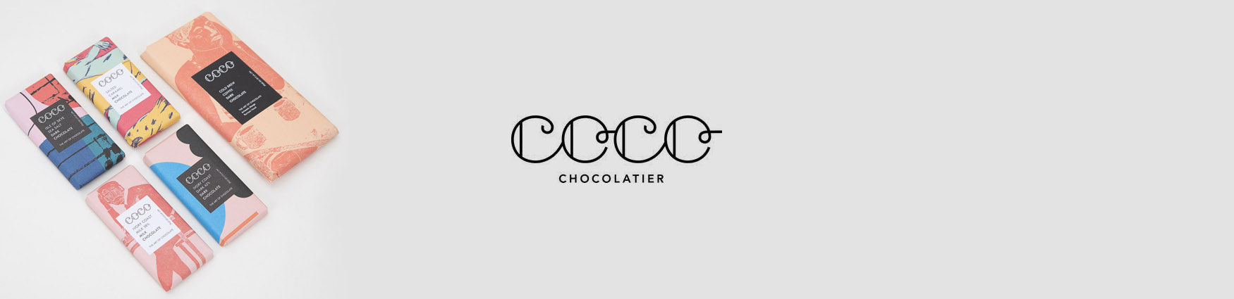 COCO Chocolatier | Shop online roosbeach.co.uk