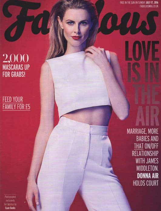 Fabulous Magazine Cover | July 2016