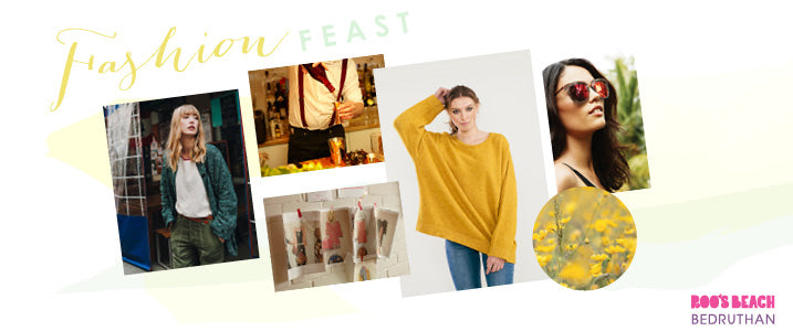 Join us for a Fashion Feast on 16th March 2016