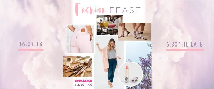Buy tickets for the Roo's Beach Fashion Feast 2018