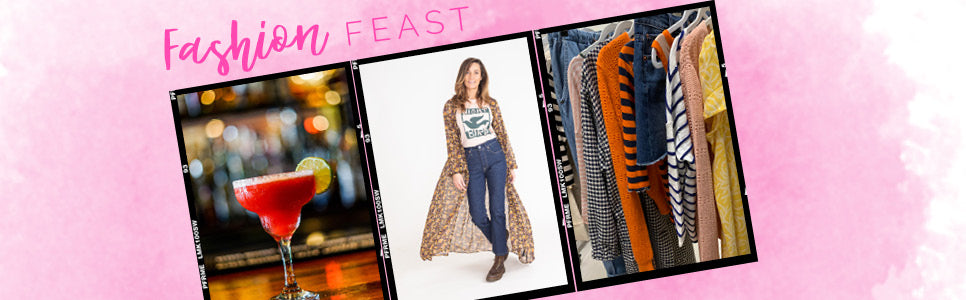 Join us for a Roo's Beach Fashion Feast