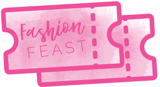 Fashion Feast 2020 | Buy your tickets from www.roosbeach.co.uk