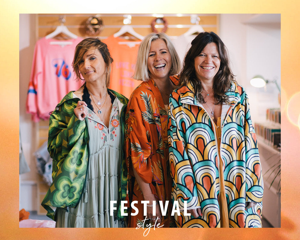 Festival Style with Roo, Bex & Betta