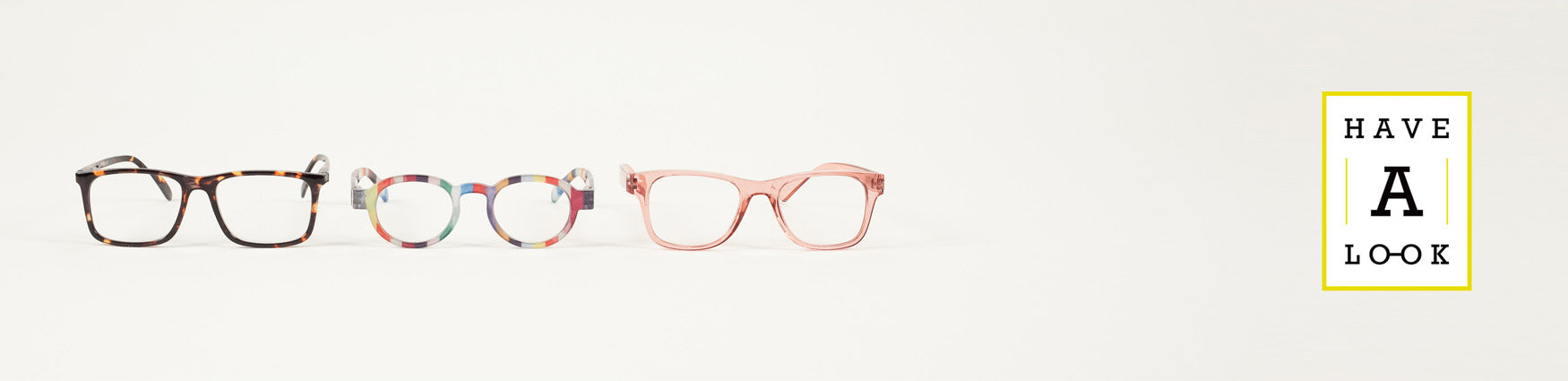 Have A Look Reading Glasses | Shop online @ Roo's Beach UK