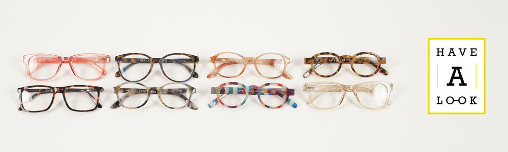 Shop the Have A Look Reading Glasses Range from Roo's Beach UK