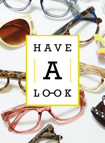 Introducing Have A Look Reading Glasses