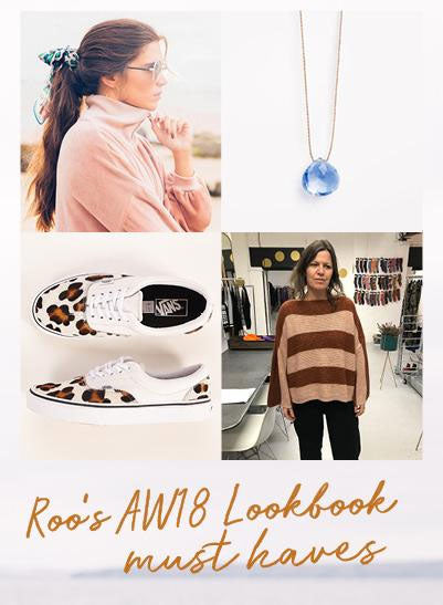 ROO'S AW18 LOOKBOOK MUST HAVES