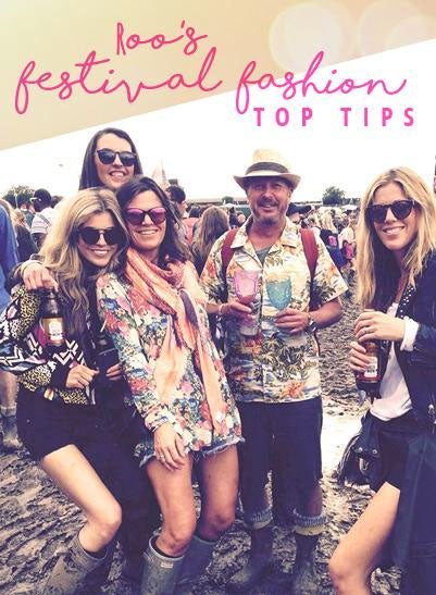 Roo's Festival Fashion Top Tips