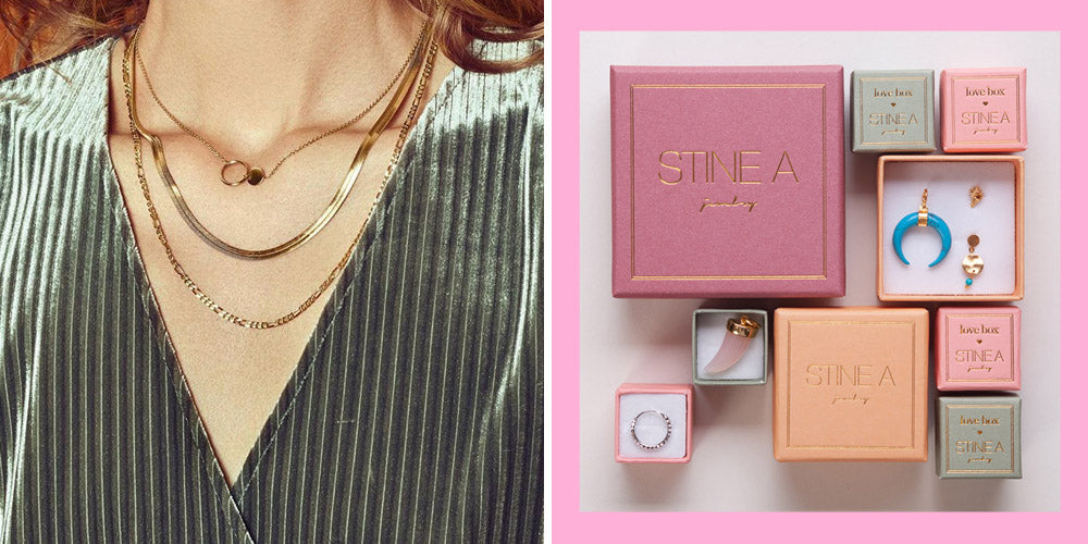 Roo's Christmas Wishlist 2018 featuring Pernille Corydon & Stine A Jewellery