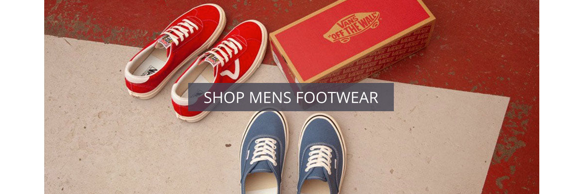 Shop Mens Footwear Collection