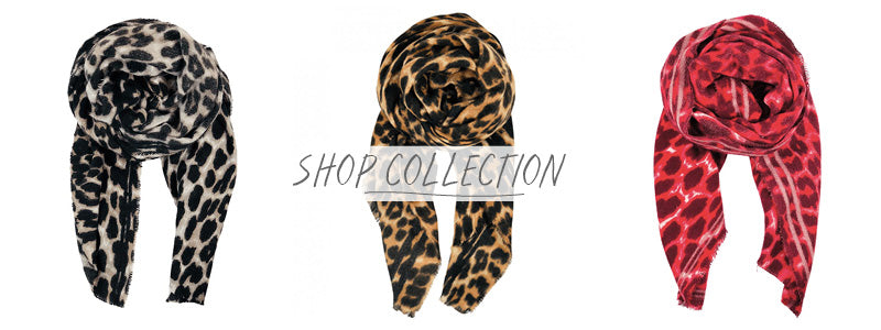 Shop the scarves collection