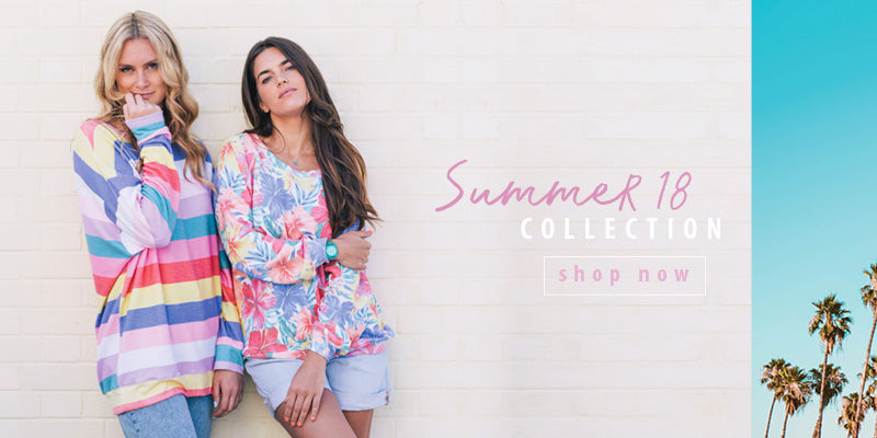 Shop the Roo' Beach Summer 18 Lookbook