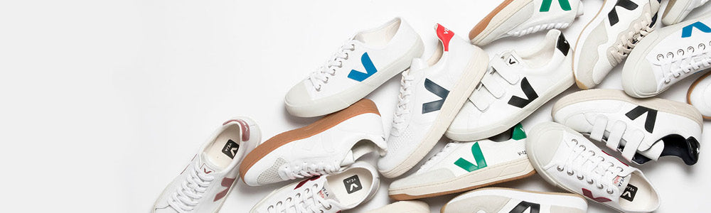 VEJA | Ethically produced trainers | Shop online at Roo's Beach UK