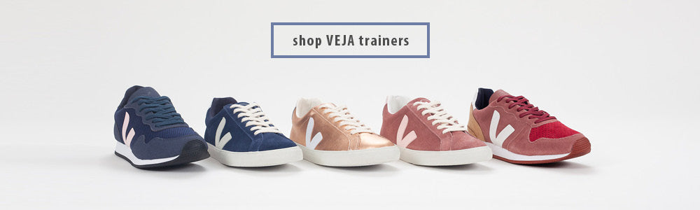 Shop VEJA trainers edit from Roo's Beach UK