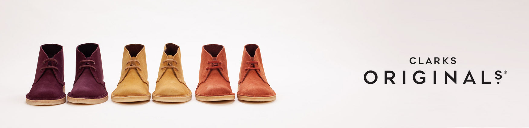Clarks Originals Desert Boots | Shop online @ Roo's Beach UK
