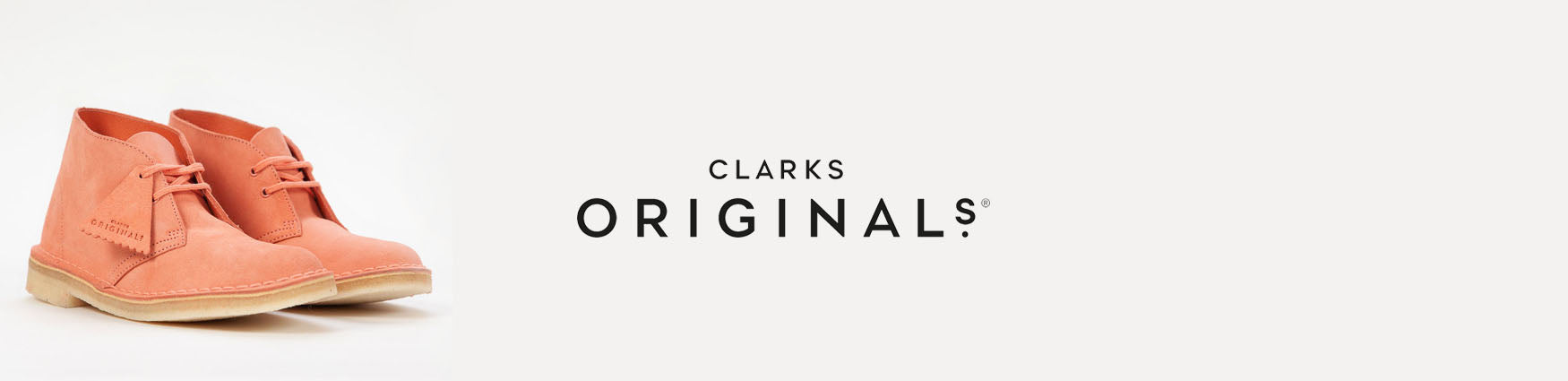 Clarks Originals Coral Suede Desert Boots | Shop online Roo's Beach UK