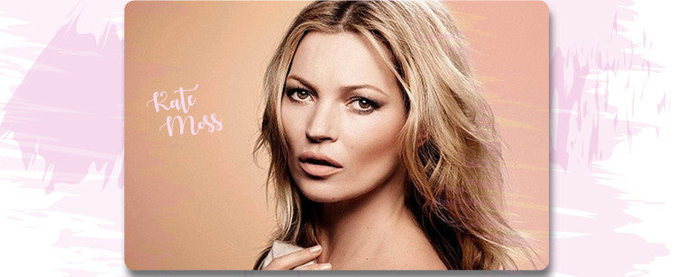 Kate Moss – Fashion Icon