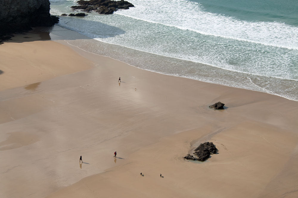 Fruitful Cove Beach, Newquay, Cornwall