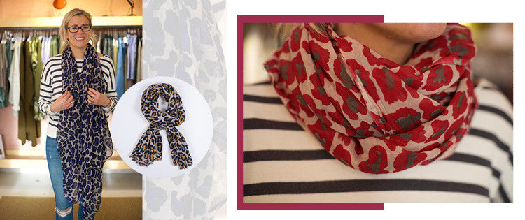 The Do's & Don'ts of a Leopard Print Scarf