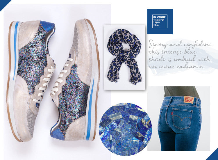 Lapis Blue Pantone Inspiration edit