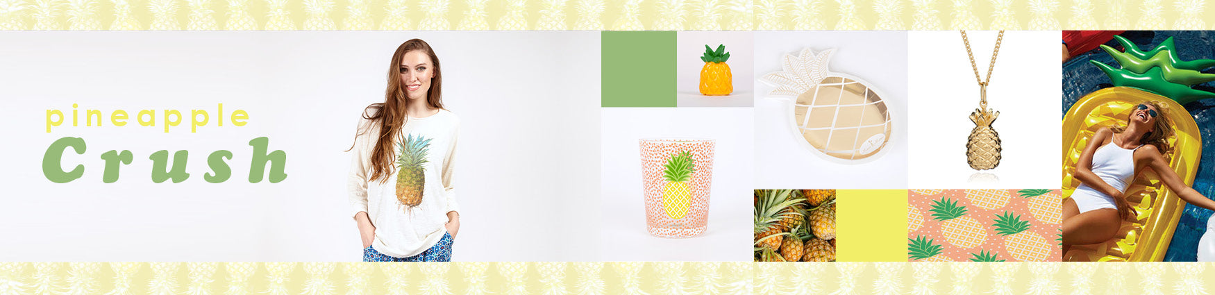 Pineapple crush edit available from Roo's Beach UK