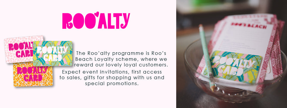 Roo'alty – Roo's Beach Loyalty Program