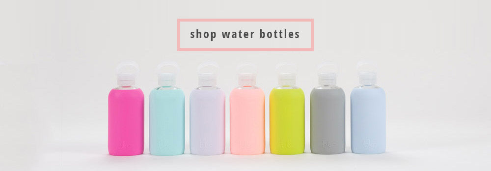 A colourful edit of bkr bottles | Shop the water bottle collection