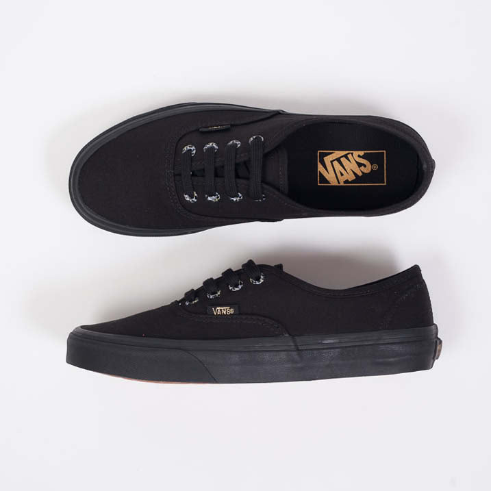 Vans Multi Eyelets Authentic Cheetah Black Trainers