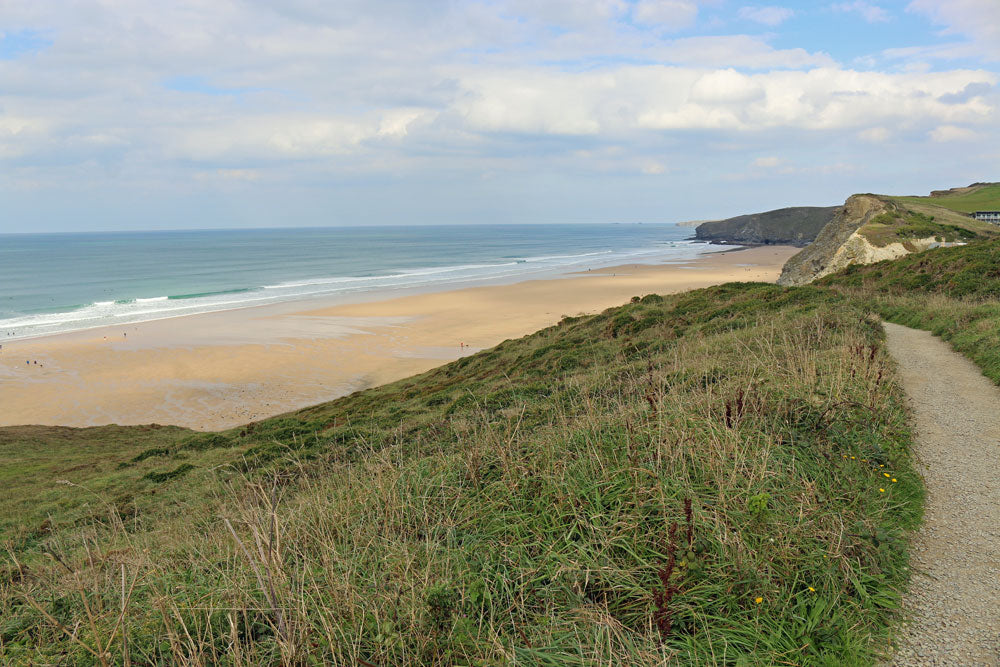Watergate Bay, Newquay Hidden Coves