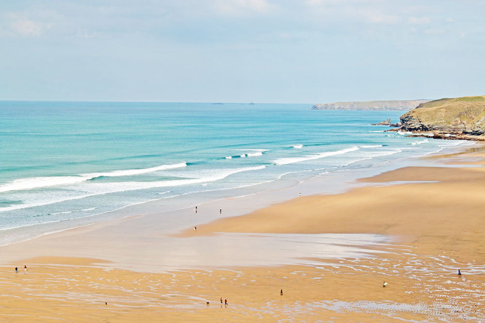 Watergate Bay Beach