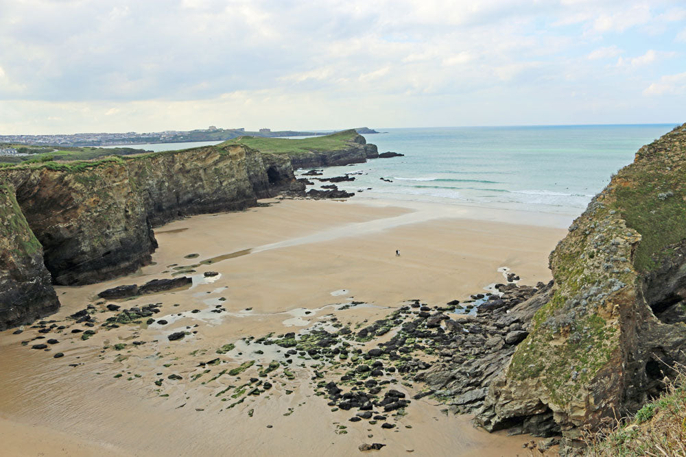 Whipsiderry Beach, Newquay Cornwall